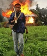 Myanmar Fighting