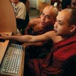 Myanmar internet monk