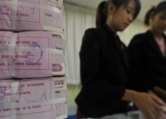 Myanmar budget deficit seen at 5% for 2013-14
