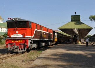 Myanmar seeks foreign investors for railway upgrade