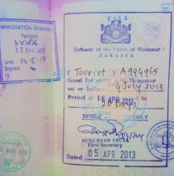Myanmar-visa