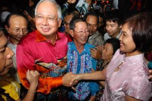 Najib Chinese