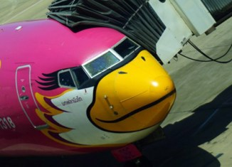 Nok Air, Scoot set up new discount carrier