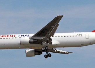 Exclusive – Orient Thai in near-crash landing