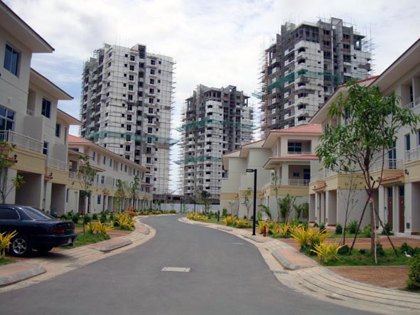 Investors drawn by Cambodia property