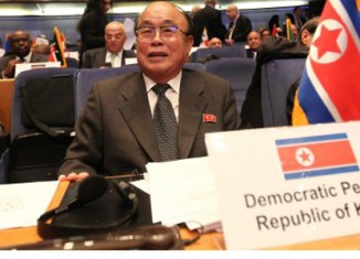 North Korean foreign minister expected at ASEAN meeting