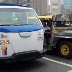 US firms inks deal for electric jeepneys in Manila
