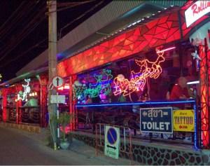 Pattaya bar