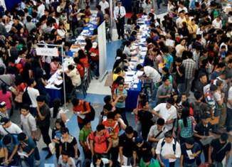 Philippine jobless number crosses 12 million