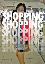 Phil shopping