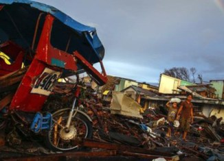 Philippines: Post-typhoon rebuilding to cost $3b
