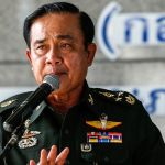 Thailand's military takes over power – curfew all over the country