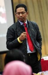 Prof Dato Seri Ir Dr Zaini Ujang