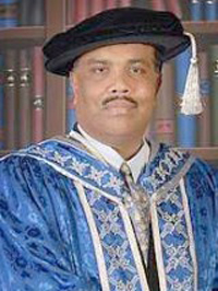 Professor Dato' Dr. Mohamed Mustafa Ishak Vice Chancellor Universiti Utara Malaysia