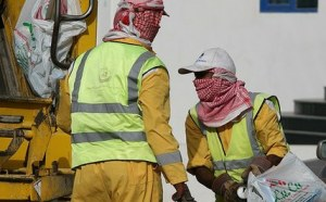 Qatar foreign workers