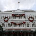 Raffles hotel sold to Qatari Diar