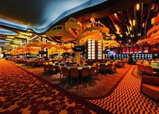 Singapore casino revenues slow down