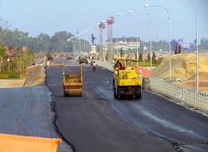Road-Construction-Laos
