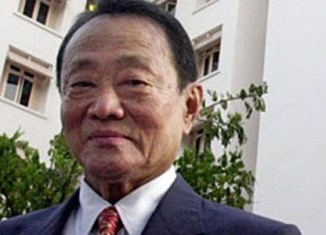 Robert Kuok remains Malaysia's richest person