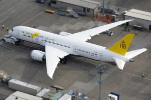 Royal Brunei Dreamliner