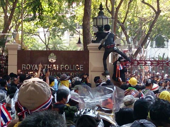 Royal Thai Police2_Arno Maierbrugger