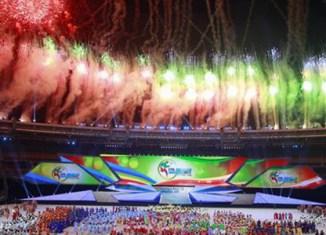 Myanmar closes successful SEA Games