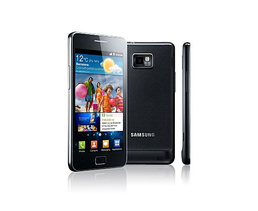Samsung unveils Galaxy S II South Korea
