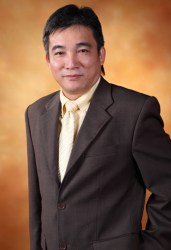 Sarawak Cable Berhad Group Managing Director Aaron Toh Chee Ching