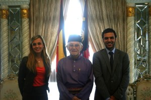 Chief Minister Taib to launch Inside Sarawak report for Middle East investors