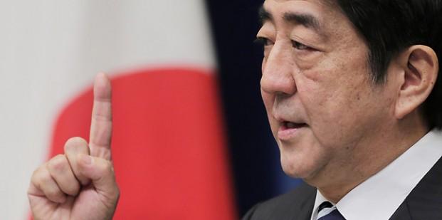 Japan's Abe pushes ASEAN relations