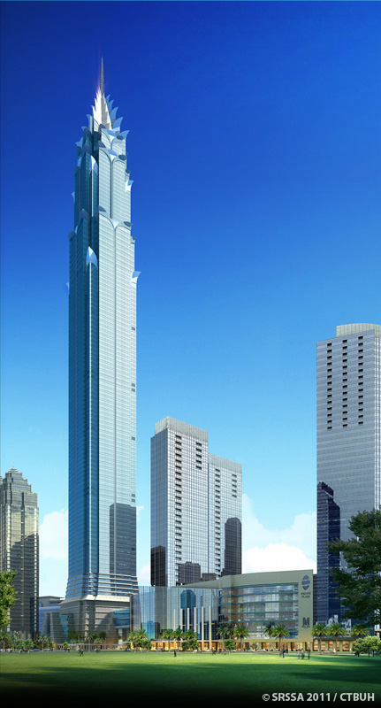Signature Tower Tall