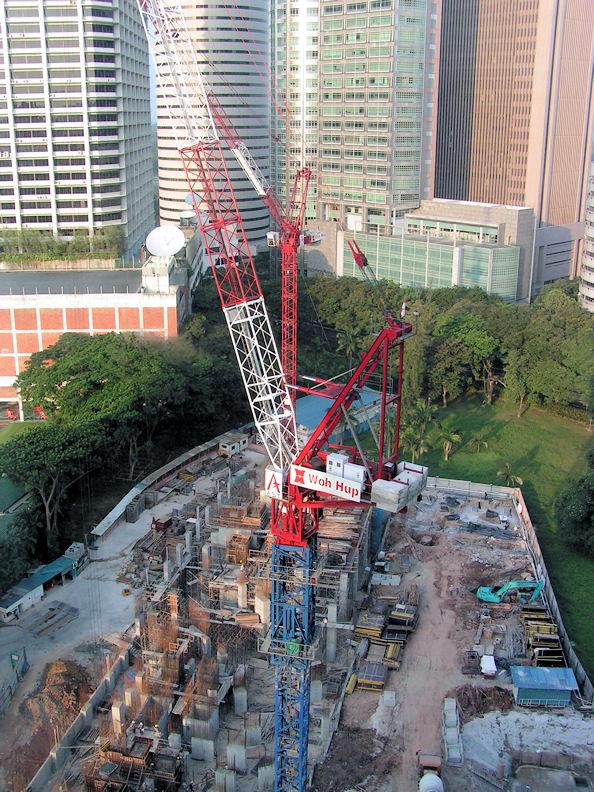 Singapore facing potential real estate crisis