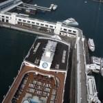 Singapore's new cruise terminal (© Arno Maierbrugger