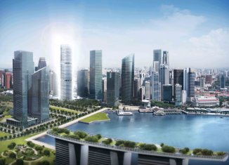 Commercial real estate deals in Singapore slump 42%