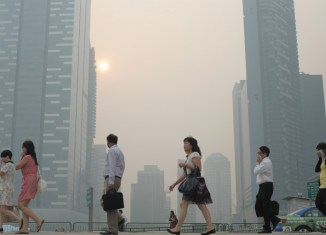 Forest fire haze: Still no effective solution