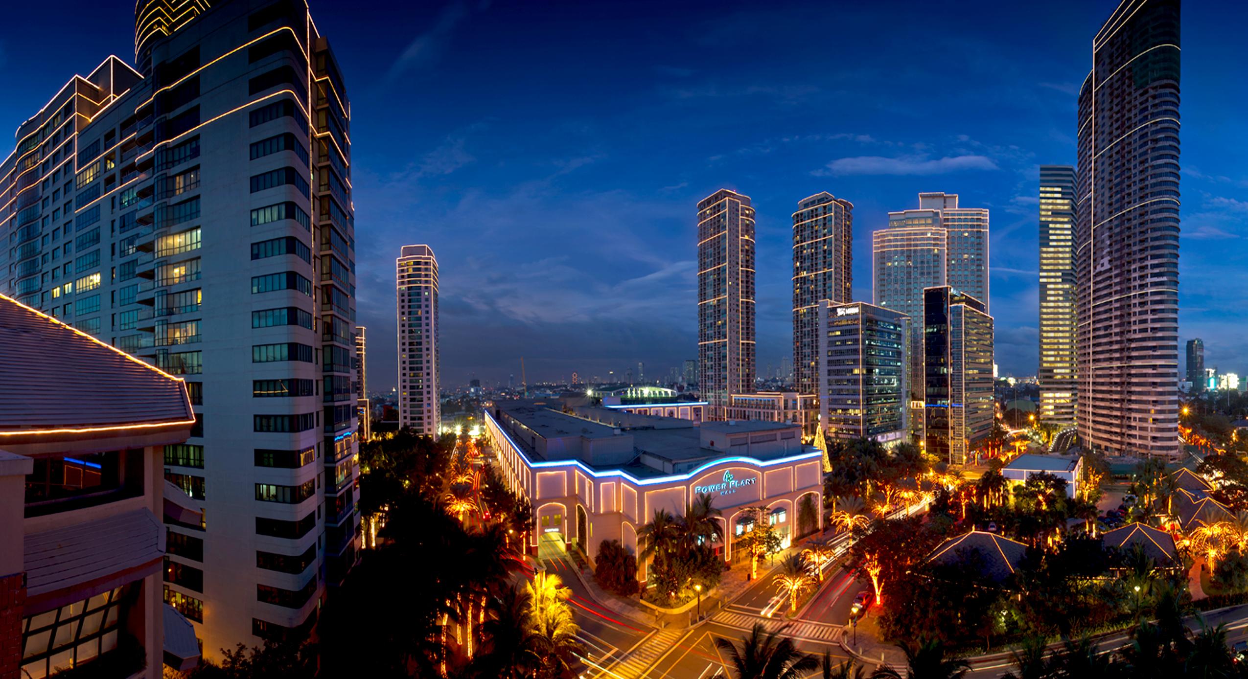 Rockwell to invest $710m in Manila, Cebu