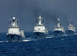 South China Sea Fleet