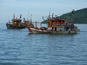 China and Vietnam clash over maritime interests