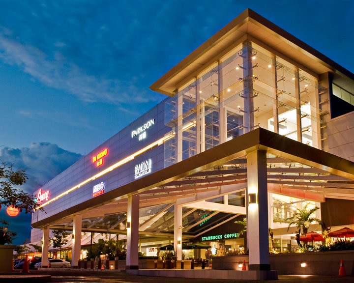 The Spring Mall: Lifestyle shopping in Kuching