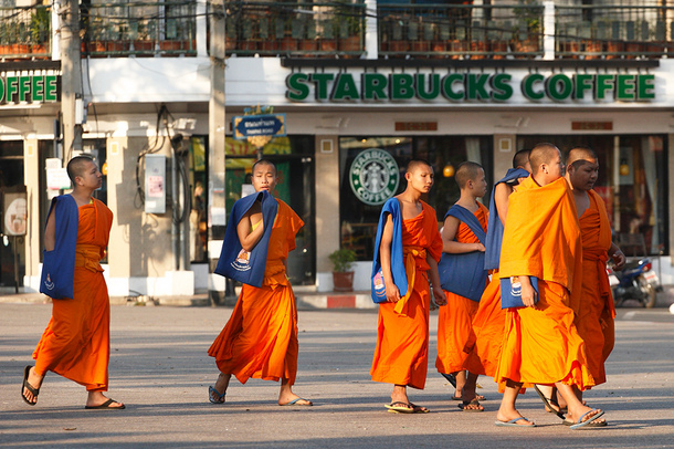 Thailand gets Asia's first community-driven Starbucks