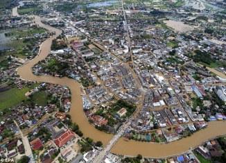 Sukothai Floods