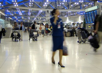 Expanded Bangkok airport to handle 65m passengers