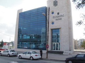 TAG-Org's headquarters in Amman