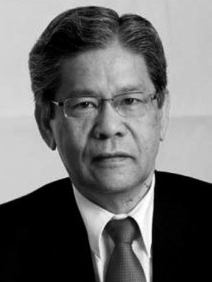 Tan Sri Dato' Lodin Wok Kamaruddin, Deputy Chairman and Group Managing Director, Boustead Holdings
