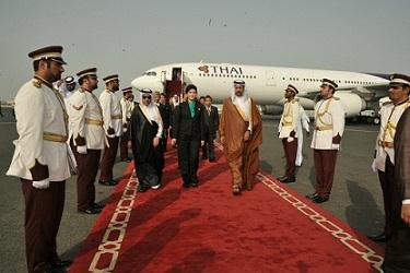 Thai Qatar Talks