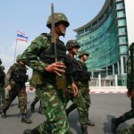 Thai army declares martial law, takes control of media