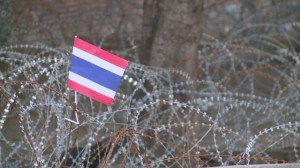 Thai barbed wire
