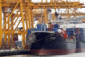 Thai port