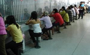 Thai prison visit