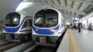 Thai rail